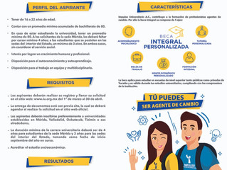 Impulso Universitario A. C. Convocatoria 2020