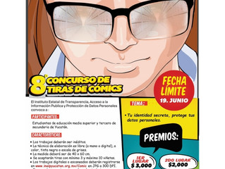 OCTAVO CONCURSO DE TIRAS DE CÓMICS
