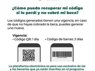 Beca Universal para Estudiantes de Educación Media Superior Benito Juárez - Infografías
