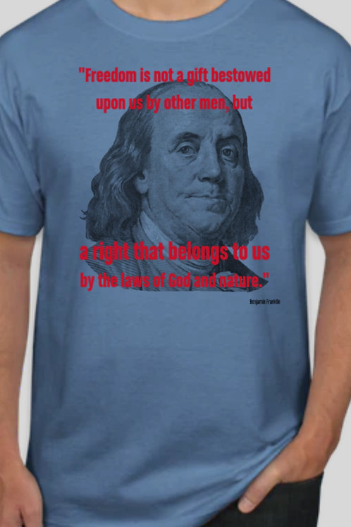 Discounted Franklin t-shirt