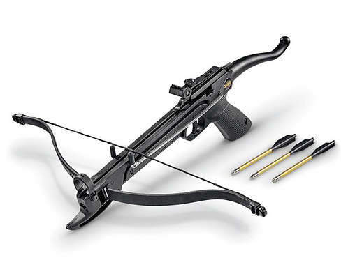 80-lb. Draw Weight Pistol Crossbow
