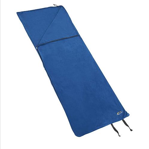 50 Degree Fleece Sleeping Bag Liner (Assorted Colors)