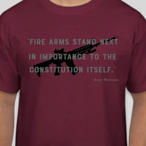 Washington- Fire arms
