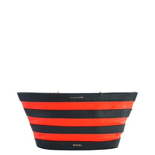 BARCO BLACK & RED