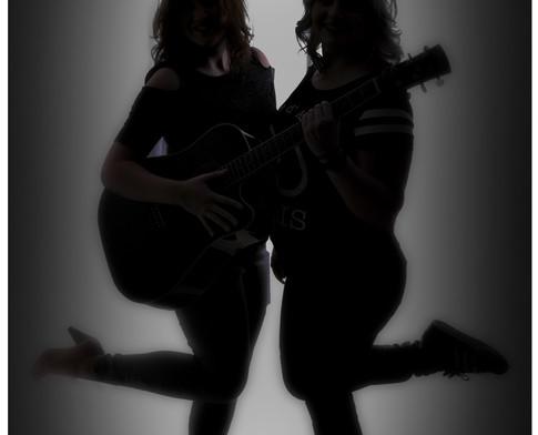 Anne en Sabine
