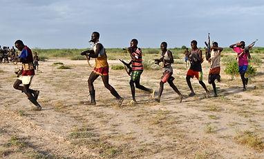 Nyangatom Warriors