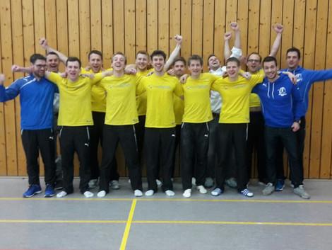 Das novofactum Kunstturn-Team startet in die Verbandsliga-Saison
