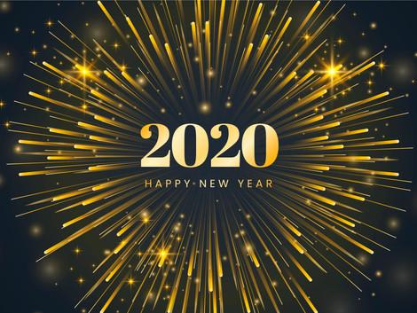 Neujahrsbeginn