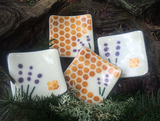 Lavender Collection: Set of Four