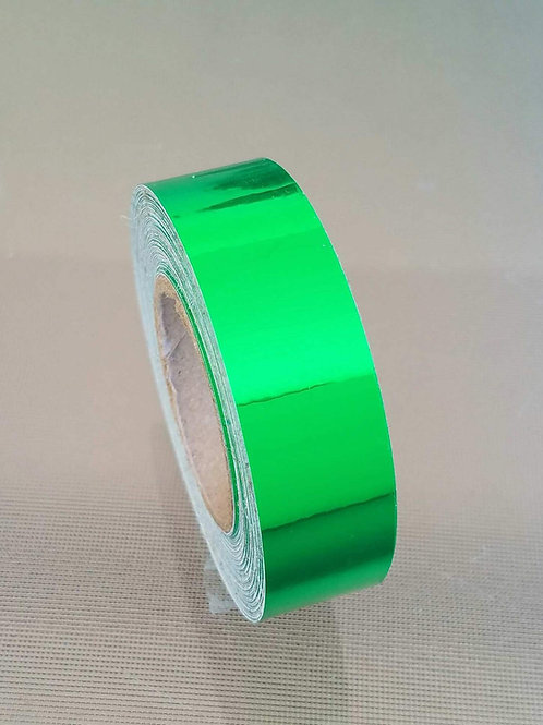 Jassy Hoop Tapes (Sticky Green Mirror)