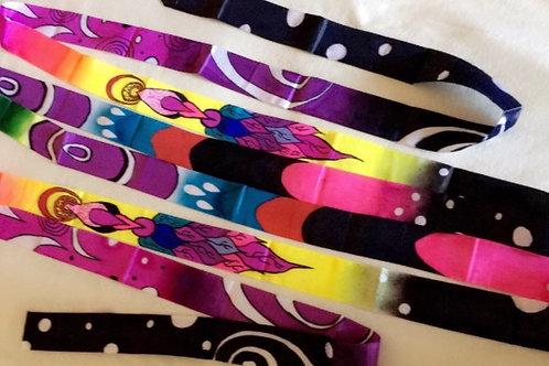 VeroArt Custom Colored Ribbons by Veronica Navarro