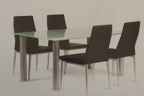 Tatum Dining Table and 4 Chairs