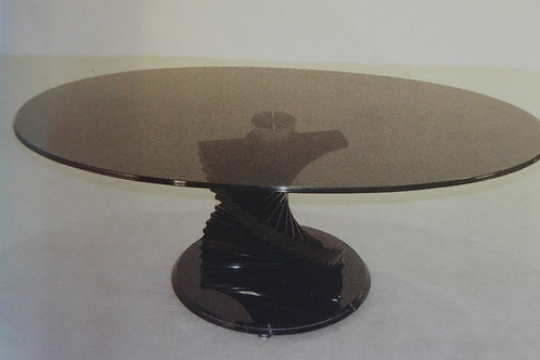 Cordoba Black Coffee Table