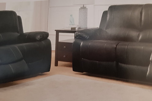 Andalusia Recliner Leathergel and PU