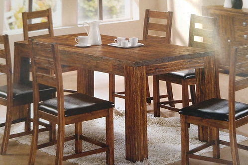 Martello Dining Table and 6 Chairs