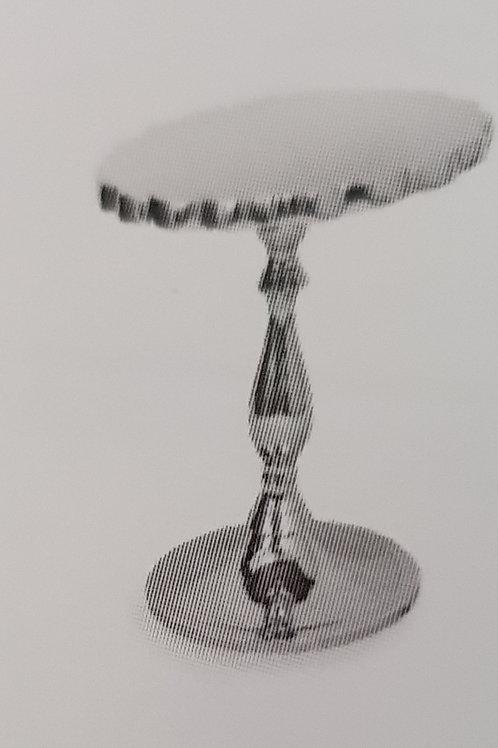 Aluminium Lamp Table