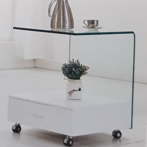 Cresta Lamp Table