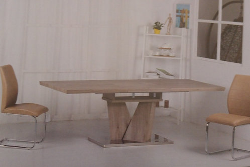Elisa Extending Dining Table and 6 Chairs