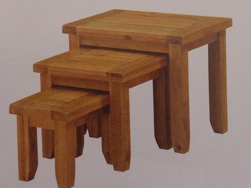 Acorn Nest of Tables