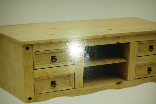 Corona Television Flatscreen Wide Cabinet