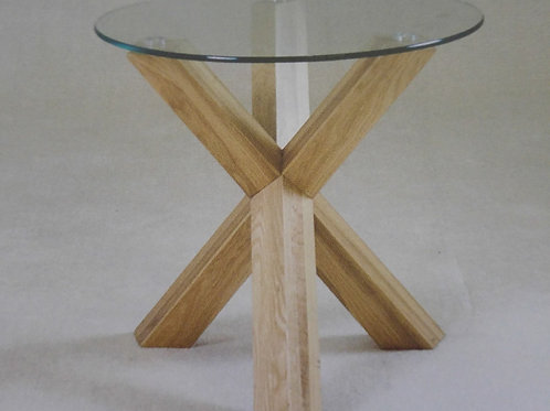 Saturn Lamp Table