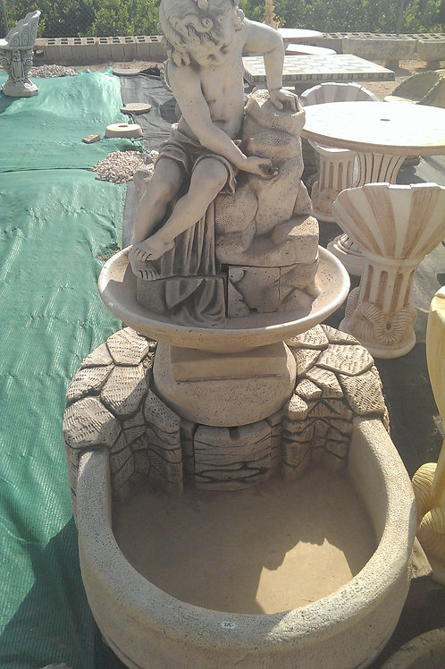 Concrete Water Feature