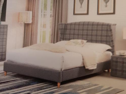 Nepal Fabric Bed