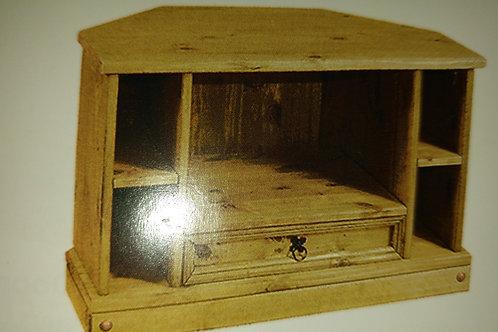 Corona Television Corner Cabinet