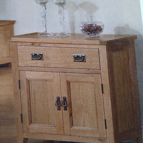 Stirling Sideboard Buffet Small 2 Doors 1 Drawer