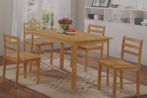 York Large Dining Table and 6 Chairs