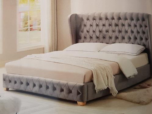 Anderton Velvet Bed