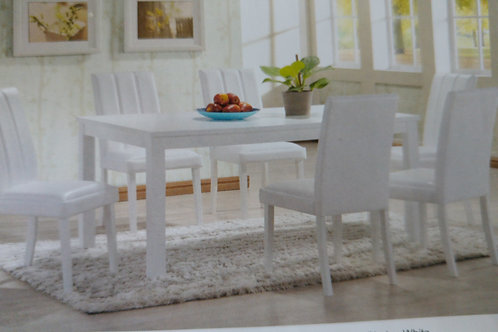 Trogon Dining Table ad 6 Chairs