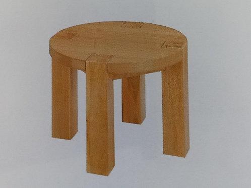 Zeus Round Lamp Table