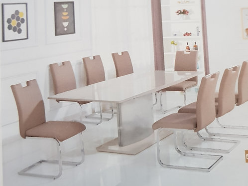 Honora Extending Dining Table and 6 Chairs