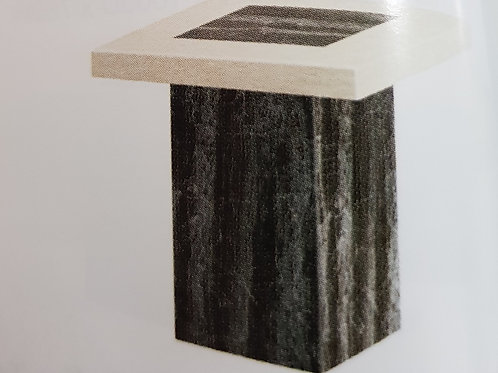 Petra Marble Lamp Table