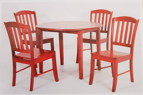 Southall Drop Leaf Dining Table and 4 Chairs