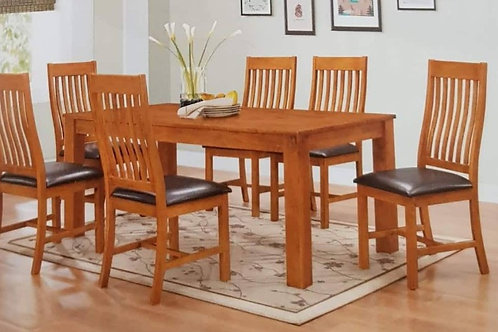 Adderley Dining Table and 6 Chairs