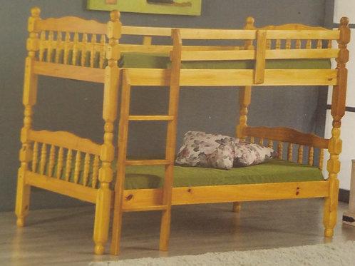 Madrid Pine Bunk Bed