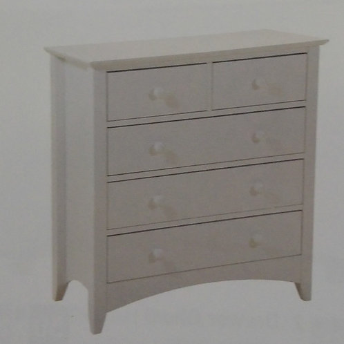 Chelsea 3 + 2 Chest of Drawers