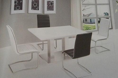 Walton Dining Table and 4 Chairs