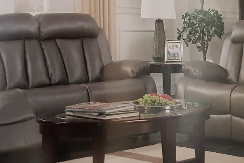 Ohio Recliner Bonded Leather and PU