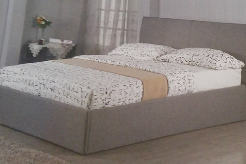 Fusion Fabric Storage Bed