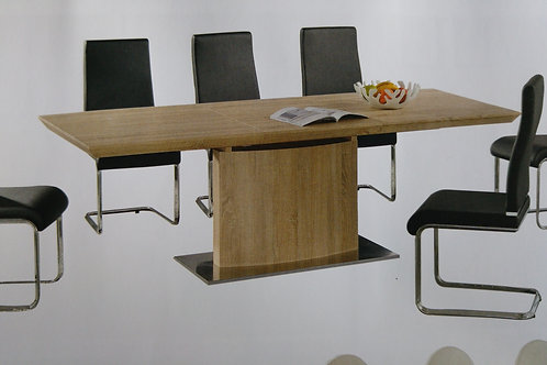 Duke Extending Dining Table and 6 Chairs