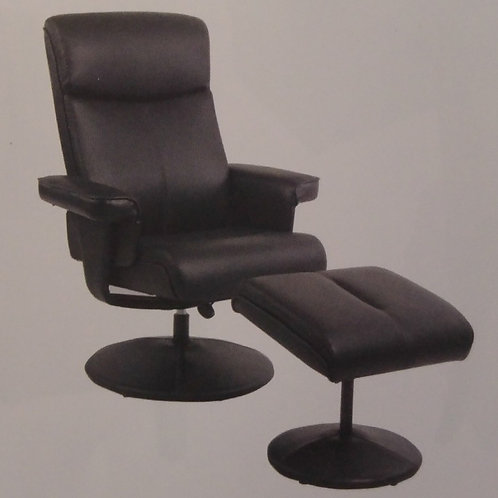 Chadworth Recliner Armchair with Footstool