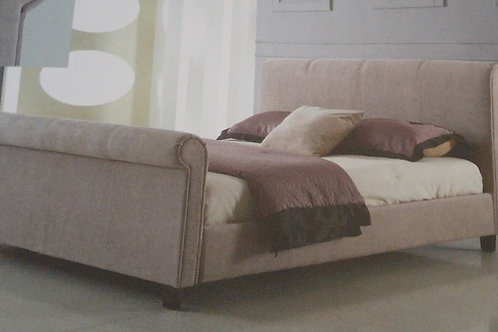 Jalisa Chenille Bed