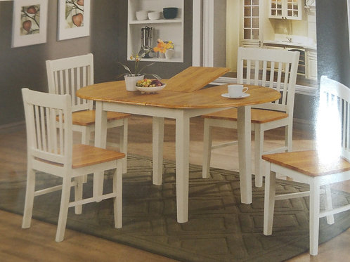 Stacey Dining Table and 4 Chairs