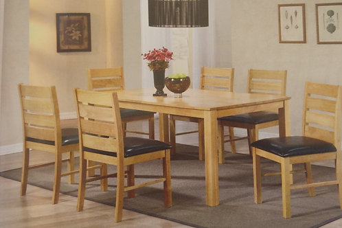 Fairmont Dining Table and 6 Chairs