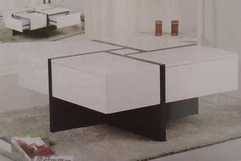 Colette 4 Drawer Coffee Table