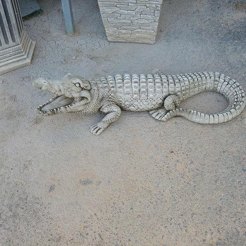 Concrete Crocodile Large