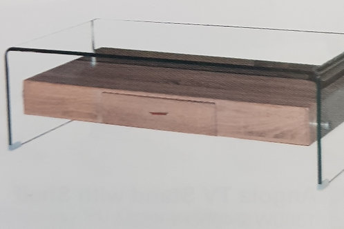 Angola Coffee Table with Drawer